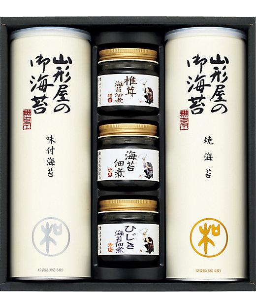 【お歳暮】<山形屋海苔店> 海苔・佃煮詰合せ 【三越伊勢丹/公式】