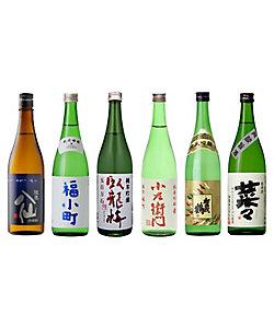 【WEB限定】099.春から初夏にかけて飲みたいさっぱり日本酒6本セット