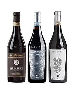 34.小規模生産者の「バルバレスコ」を熟成期間で飲み比べる赤ワイン垂直ヴィンテージ3本セット