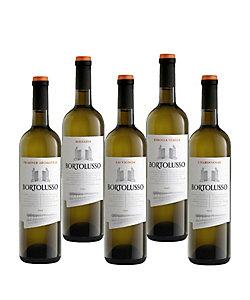22.白ワインの銘醸地フリウリで稀有な干潟土壌のテロワールを味わう品種別白ワイン5本セット