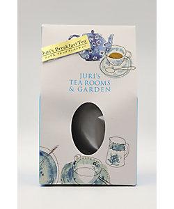 JURI'S TEA ROOMS/ジュリス ティールームス JURI'Sトラディショナル ブレックファストティー (ティーバッグ)