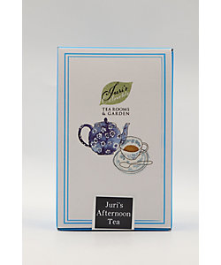 JURI'S TEA ROOMS/ジュリス ティールームス JURI'S アフタヌーンティー(箱)