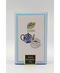JURI'S TEA ROOMS/ジュリス ティールームス JURI'Sトラディショナル ブレックファストティー (箱)