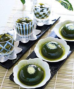 茶の環/チャノワ 抹茶ジュレ・わらび詰合 9個入