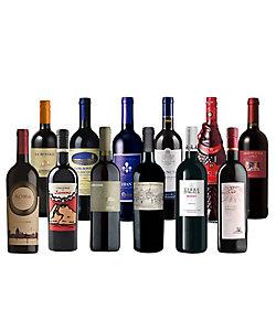 58.春のイタリアを旅行気分で愉しむ12州周遊赤ワイン12本セット