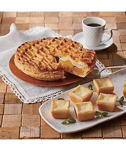 アップルパイ・ベークドチーズケーキ詰合せ