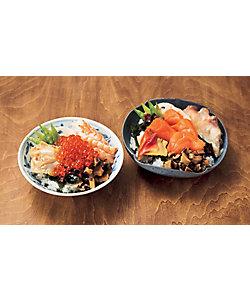 海星/カイセイ いくらとサーモンのちらし寿司セット