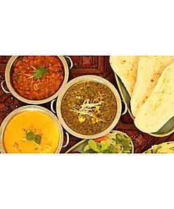 印度料理シタール/インドリョウリシタール カレー3種セット