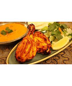 印度料理シタール/インドリョウリシタール タンドリーチキンセット