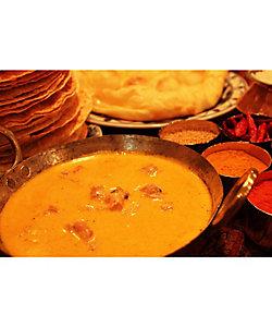 印度料理シタール/インドリョウリシタール バターチキンカレーセット