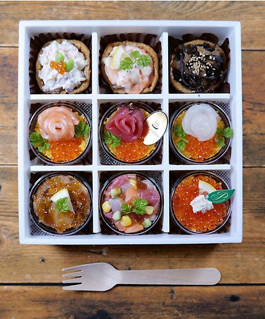 プチデコ寿司
