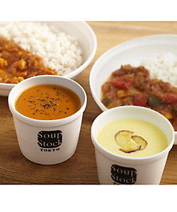 Soup Stock Tokyo/スープストックトーキョー スープとカレーの4種セット SST50FS