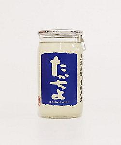 <新潟/高千代酒造>たかちよ 扁平精米おりがらみ 壱火入カップ