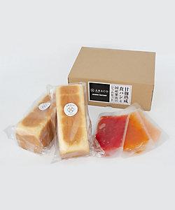 SAISON FACTORY/セゾンファクトリー 甘麹熟成食パンと国産果実のジャムセット