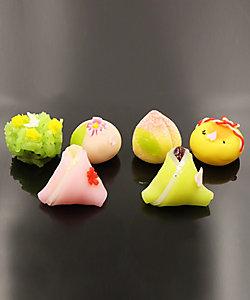 菓匠花見/カショウハナミ <菓匠花見>ひな祭り上生菓子セット