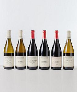 18.<メゾン・デュ・タストリュンヌ>キュヴェ飲みくらべ赤・白ワイン6本セット