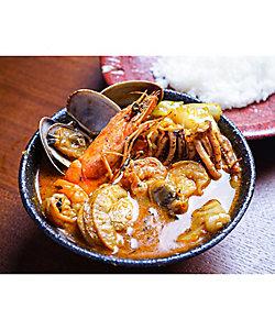 スープカレー奥芝商店/スープカレーオクシバショウテン 北海道の恵み!竜宮の賄い海鮮スープカレー