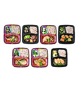 懐石料理 青山/カイセキリョウリ アオヤマ 減塩冷凍弁当7種セット