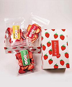 MI FOODSTYLE(野菜・フルーツ)/エムアイフードスタイル(野菜・フルーツ) 島根/大森ファーム 安来のドライ苺ボックス