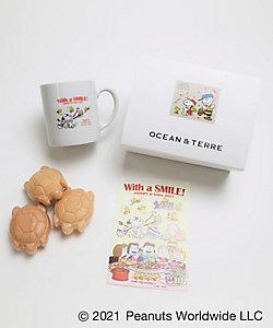OCEAN&TERRE/オーシャンテール <オーシャンテール>マグカップ&お茶漬け最中セット ※ノベルティ対象外商品