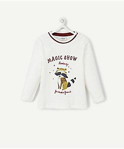 TAO(Baby&Kids)/タオ(タパルイユ) ベビー男児長袖Tシャツ(29290)
