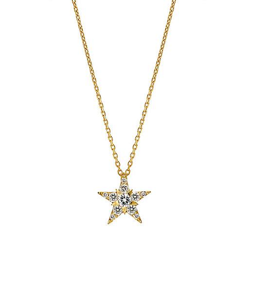<STAR JEWELRY PRECIOUS(Women)/スタージュエリープレシャス> STAR OF STARS NECKLACE(M)【三越伊勢丹/公式】