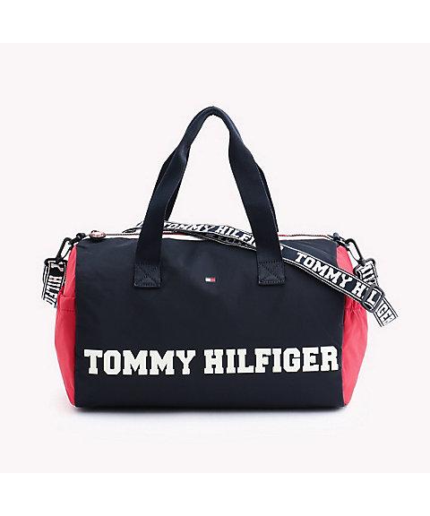 <TOMMY HILFIGER/トミー ヒルフィガー> ダッフルバッグ 【三越・伊勢丹/公式】