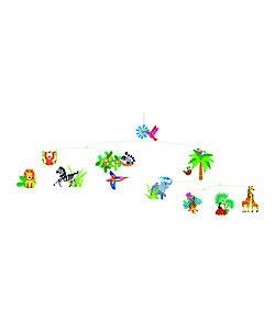 DJECO(Baby&Kids)/ジェコ DJECO(ジェコ)/モビール ジャングルワールド