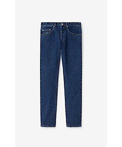 KENZO (Men)/ケンゾー デニム FA65DP1002EB Stone Wash Slim Jeans