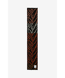 KENZO (Men)/ケンゾー スカーフ Tricolor Tiger Stripe Jacquard Scarf FA68EU703JEB
