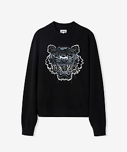KENZO (Men)/ケンゾー スウェット Gradient Tiger Original Fit Sweatshirt M FB55SW1214XG