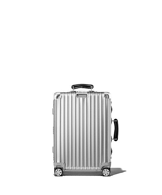 [RIMOWA/リモワ] Classic Cabin S Silver /97252004 Sliver【三越伊勢丹/公式】