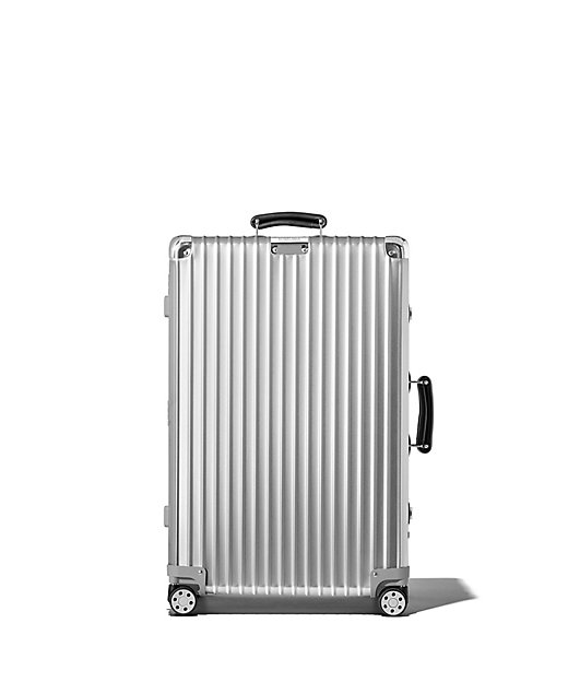[RIMOWA/リモワ] Classic Check-In M Silver /97263004 Sliver【三越伊勢丹/公式】