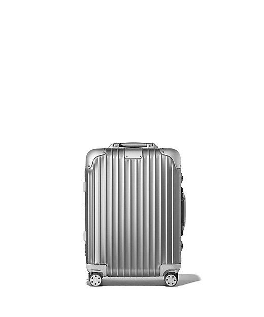 [RIMOWA/リモワ] Original Cabin S Silver /92552004 Sliver【三越伊勢丹/公式】