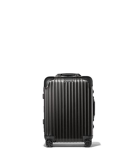 [RIMOWA/リモワ] Original Cabin S Black /92552014 Black【三越伊勢丹/公式】