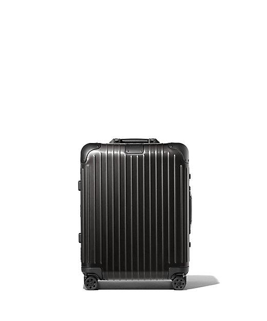 [RIMOWA/リモワ] Original Cabin Plus Black /92556014 Black【三越伊勢丹/公式】