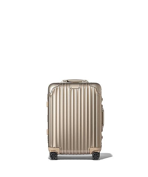 [RIMOWA/リモワ] Original Cabin S Titanium /92552034 Titanium【三越伊勢丹/公式】