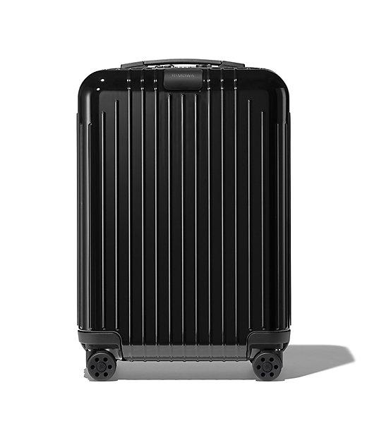 <RIMOWA/リモワ> Essential Lite Cabin S Gloss Black /82352624 Gloss Black【三越伊勢丹/公式】