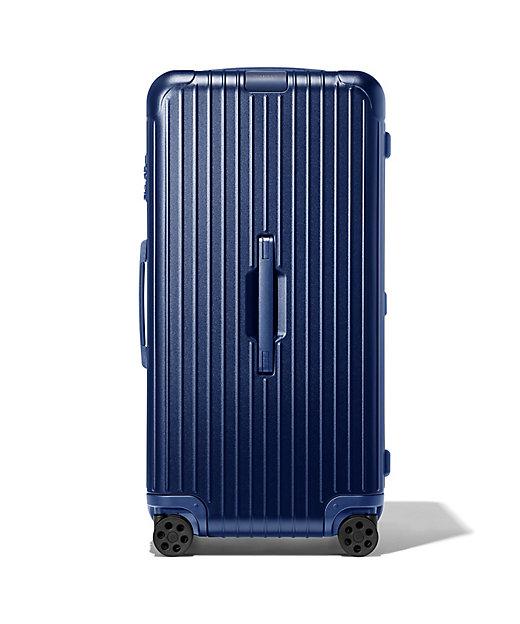 [RIMOWA/リモワ] Essential Trunk Plus Matte Blue /83280614 Matte Blue【三越伊勢丹/公式】