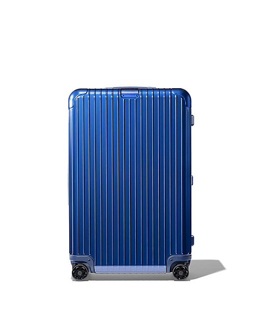 [RIMOWA/リモワ] Essential Check-In L Gloss Blue /83273604 Gloss Blue【三越伊勢丹/公式】