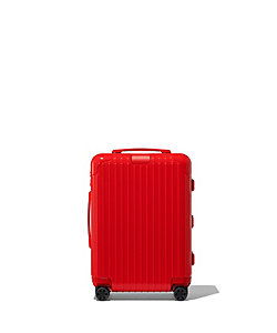 RIMOWA/リモワ Essential Cabin S Gloss Red