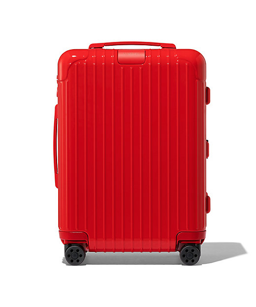 [RIMOWA/リモワ] Essential Cabin S Gloss Red Gloss Red【三越伊勢丹/公式】