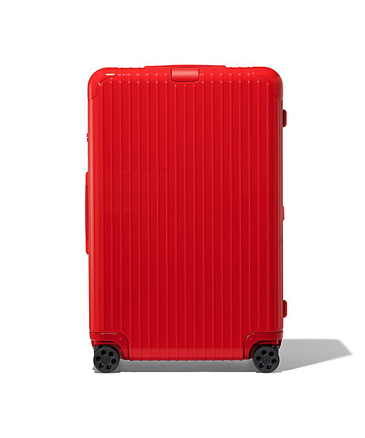 [RIMOWA/リモワ] Essential Check-In L Gloss Red /83273654 Gloss Red【三越伊勢丹/公式】
