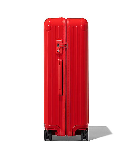 Essential Check-In L Gloss Red  83273654