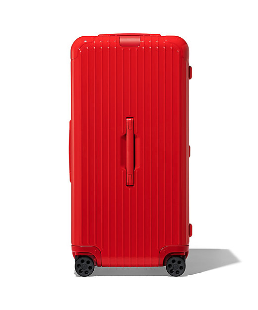 [RIMOWA/リモワ] Essential Trunk Plus Gloss Red /83280654 Gloss Red【三越伊勢丹/公式】