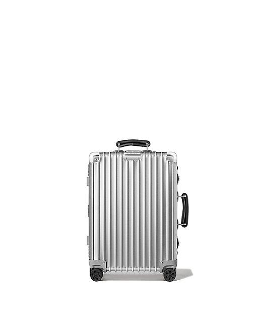 [RIMOWA/リモワ] Classic Cabin S Silver 97352004 Sliver【三越伊勢丹/公式】