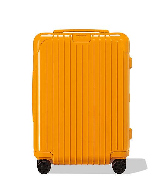 [RIMOWA/リモワ] Essential Cabin Orange 83253934 Mangoオレンジ【三越伊勢丹/公式】