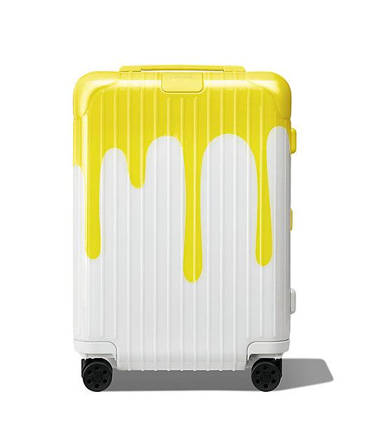 [RIMOWA/リモワ] スーツケース CABINCHAOS 83290031 SAFFRON*WH【三越伊勢丹/公式】