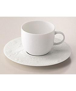 Rosenthal/ロ-ゼンタ-ル 魔笛ホワイト コーヒーカップ&ソーサー