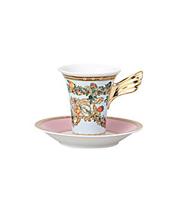 VERSACE(Living&Art)/ヴェルサ-チ ルジャルダン コーヒーカップ&ソーサー